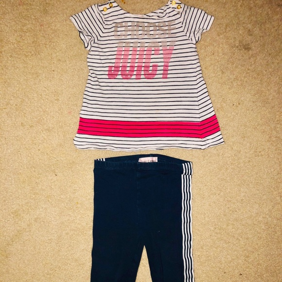 448ddb6cab88a Juicy Couture Matching Sets | Baby Girls Outfit Size 1218 M | Poshmark